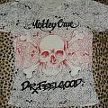Motley Crue allover shirt from 1990