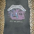 Metallica shirt European Tour 1984