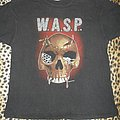W.A.S.P. original shirt from 1984