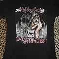 Mötley Crüe - TShirt or Longsleeve - Motley Crue Dr. Feelgood shirt from 1990