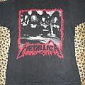 Metallica shirt Europe '90