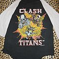 Clash Of The Titans baseball shirt from 1990