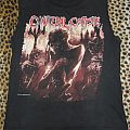 Cannibal Corpse original Tomb of the Mutilated shirt from 1992