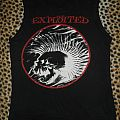 The Exploited shirt from 90's