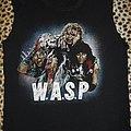 W.A.S.P. original 80's shirt