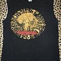 Carcass original shirt from 1992 European Evisceration III