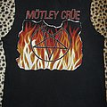 Motley Crue original early 80's shirt