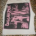 Discharge old Hear Nothing See Nothing Say Nothing shirt