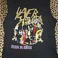 Slayer Reign In Blood Tour '87 with Malice TShirt or Longsleeve