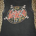 Slayer original shirt from 1987