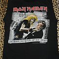 Iron Maiden - Be Quick Or Be Dead - shirt from 1992
