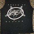 Slayer 80's South Of Heaven shirt