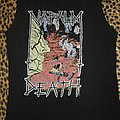Napalm Death shirt from 1990