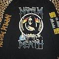 Napalm Death original longsleeve shirt US Grind Crusher Tour 1991