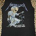 Metallica shirt from 1988