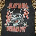 Slayer shirt World Sacrifice Tour 1989