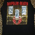 Napalm Death shirt from early 90's