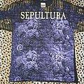 Sepultura allover shirt from 1994