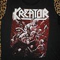 Kreator shirt from 80's