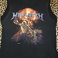 Megadeth shirt from 1987