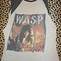 W.A.S.P. original shirt from 1986