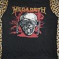 Megadeth shirt Tour '87-'88