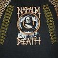 Napalm Death original old longsleeve shirt