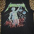Metallica shirt Europe '88