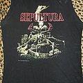 Sepultura shirt from 1991