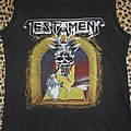 Testament original 80's The Legacy muscle shirt