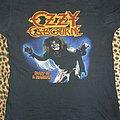 Ozzy Osbourne original shirt from 1981