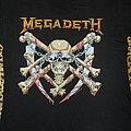 Megadeth original shirt from 1991