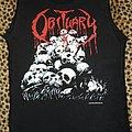 Obituary shirt from 1992