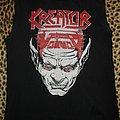Kreator / Voivod shirt Blind Faith Tour '87