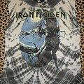 Iron Maiden Original Fear Of The Dark tie dye shirt from 1992