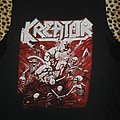 Kreator original 80's Pleasure To Kill shirt