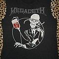Megadeth original shirt from 1986