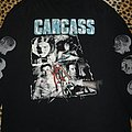 Carcass original Necroticism longsleeve from early 90's