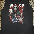 W.A.S.P. old 80's shirt