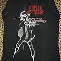 Impaled Nazarene / Dark Tranquillity tour shirt from 1996