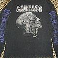 Carcass 'Nationwide Necroticism '91 Tour' longsleeve shirt