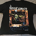 "Disincarnate ""Dreams of the Carrion Kind"" Bootleg Tour Shirt"