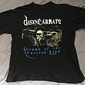 "Disincarnate ""Dreams of the Carrion Kind"" Blue Grape / Direct Merchandising OG Shirt"