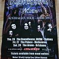 tour poster Other Collectable