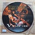 Cradle Of Filth - Tape / Vinyl / CD / Recording etc - vempire picture disc