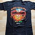 Iron Maiden - TShirt or Longsleeve - super rock festival 1992