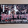 Cradle Of Filth - Other Collectable - ticket