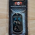 Cradle Of Filth - Other Collectable - dog tag