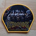 Cradle Of Filth - Patch - godspeed patch