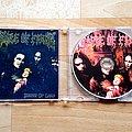 Cradle Of Filth - Tape / Vinyl / CD / Recording etc - promo cdr